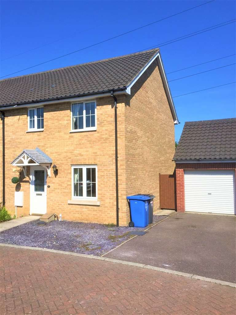 4 Bedrooms Semi Detached House for rent in Fresher Mews, Norwich