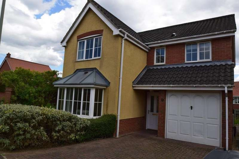 6 Bedrooms Detached House for rent in Mardle Street, Norwich