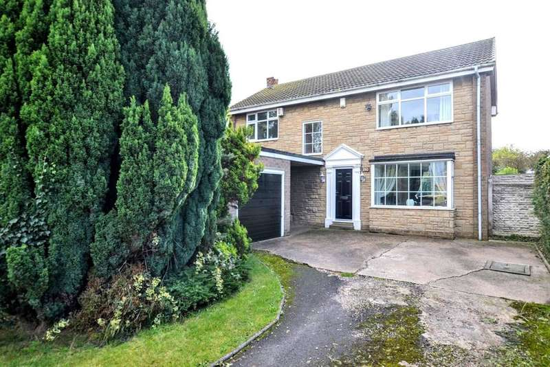 3 Bedrooms Detached House for sale in Weet Shaw Lane, Cudworth, Barnsley, S72 8BG