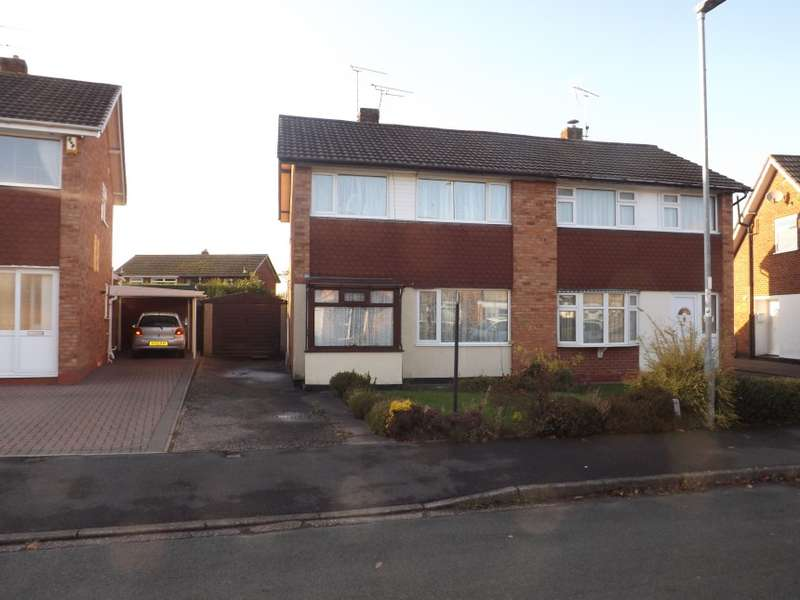 3 Bedrooms Semi Detached House for sale in 19 Oak Tree Close, Crewe, Cheshire