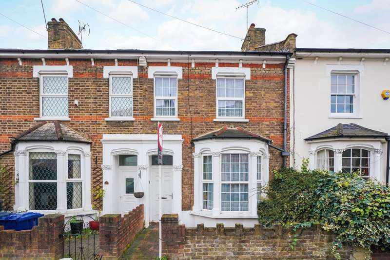 3 Bedrooms Terraced House for sale in Gloucester Road, London, W3