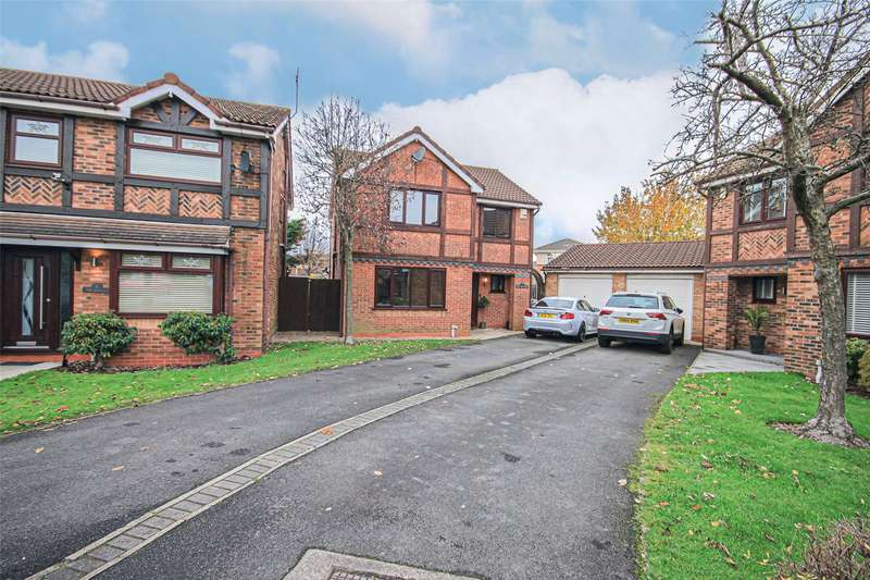 4 Bedrooms Property for sale in Monaghan Close, Orrell Park