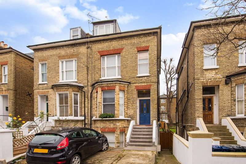 3 Bedrooms Flat for sale in Upper Maisonette, Oxford Road, Ealing, W5