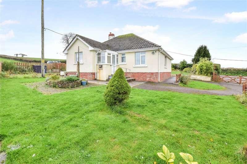 3 Bedrooms Detached Bungalow for sale in Chittlehampton, Umberleigh, Devon, EX37