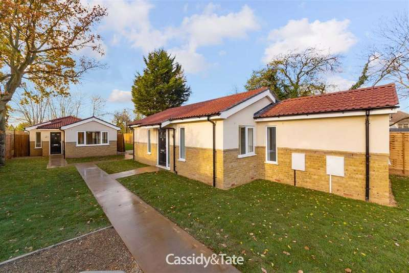3 Bedrooms Property for sale in Willow Way, St Albans, Hertfordshire