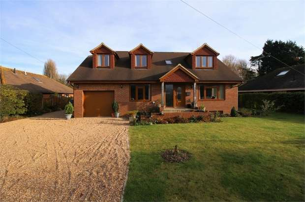 4 Bedrooms Detached House for sale in Marsham Brook Lane, Pett Level, Hastings, East Sussex