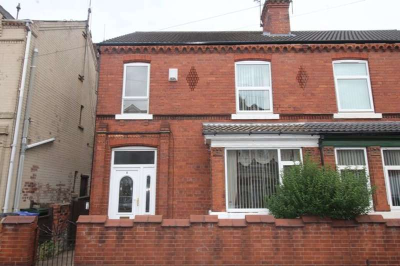 3 Bedrooms Semi Detached House for sale in Furnival Road, Balby, Doncaster, DN4
