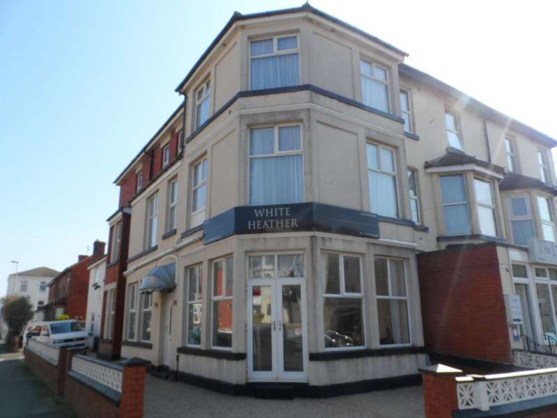 8 Bedrooms Hotel Commercial for sale in Yates Street, BLACKPOOL, FY1 2DB
