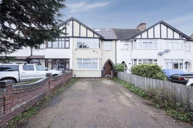 4 Bedrooms Terraced House for sale in Sewardstone Road, London