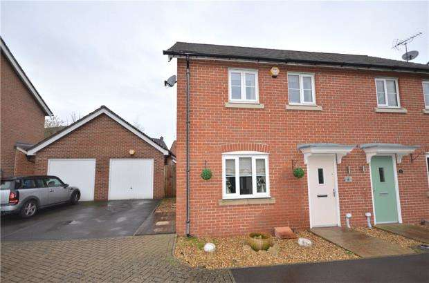 3 Bedrooms Semi Detached House for sale in Hewett Lea, Bracknell, Berkshire