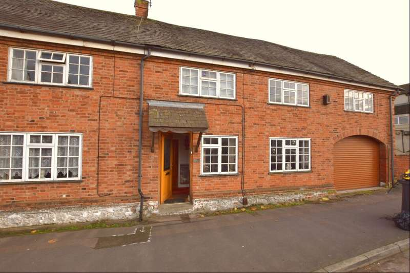 4 Bedrooms Semi Detached House for sale in Melton Road, Thurmaston, Leicester, LE4