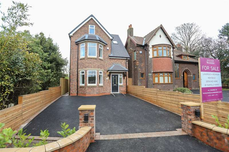 4 Bedrooms Detached House for sale in Didsbury Road, Heaton Mersey, Stockport, SK4