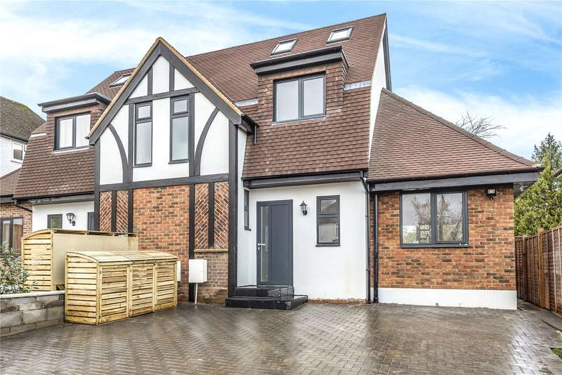 4 Bedrooms Semi Detached House for sale in Coniston Road, Kings Langley, Hertfordshire, WD4