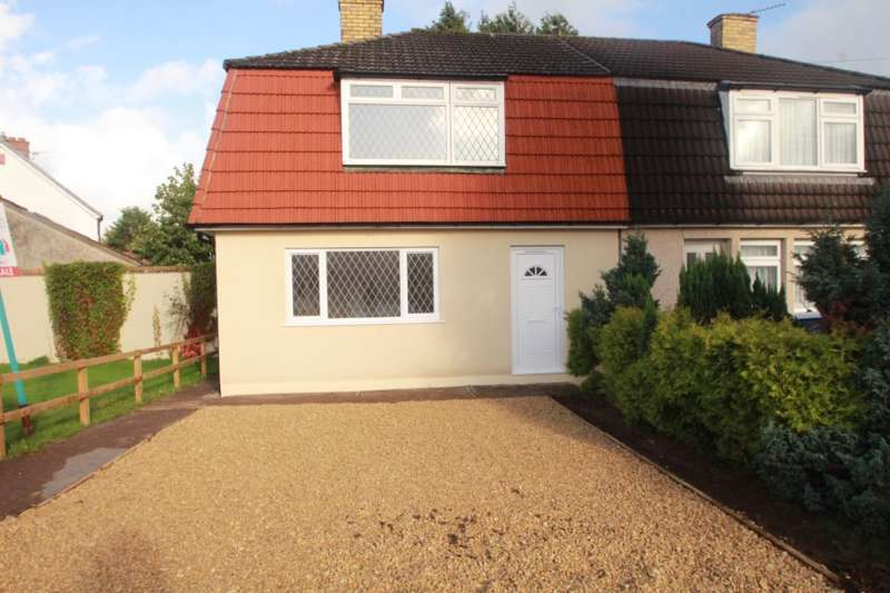 3 Bedrooms Semi Detached House for sale in 1 Queens Road, Cadbury Heath, Warmley, Bristol, South Gloucestershire
