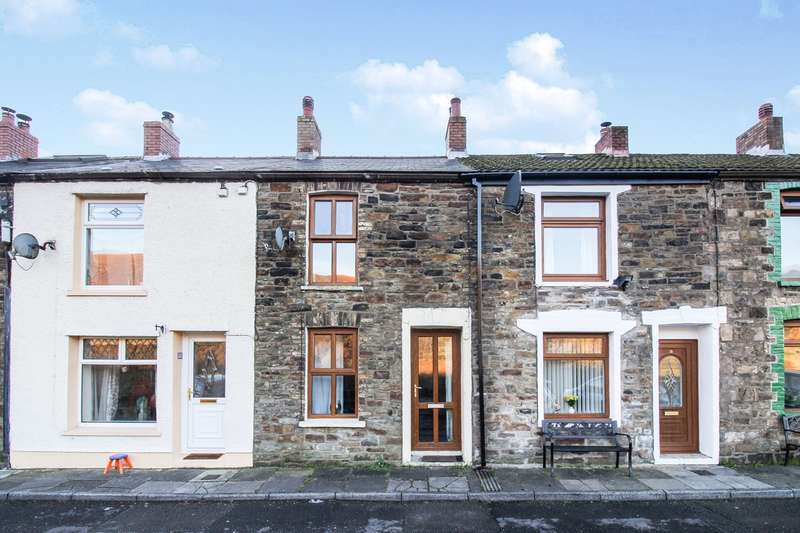 2 Bedrooms Terraced House for sale in Bedwellty Pits, Tredegar, NP22