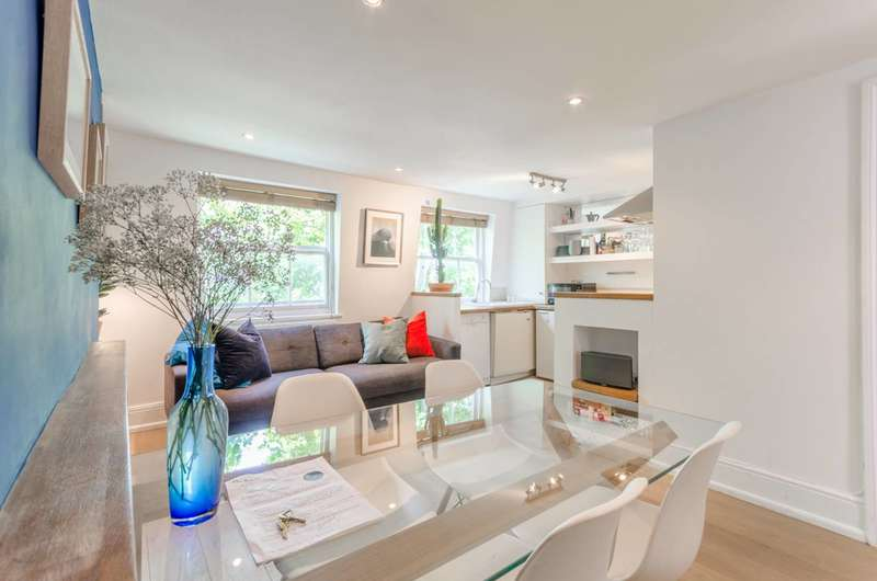 2 Bedrooms Flat for rent in Barnsbury Road, Islington, N1