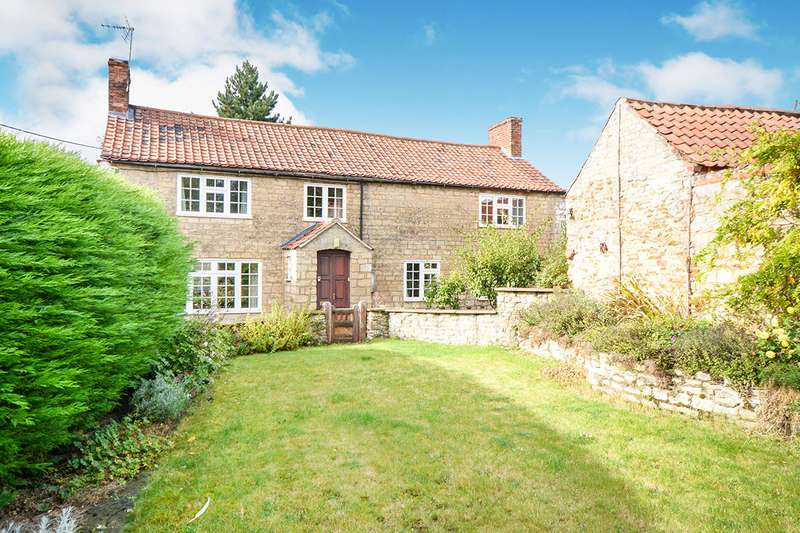 4 Bedrooms Detached House for sale in Charity Street, Carlton Scroop, Grantham, Lincolnshire, NG32