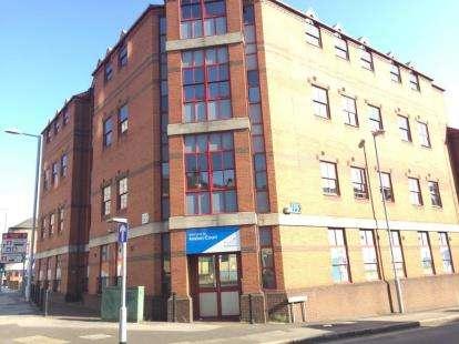 1 Bedroom Flat for sale in Avalon Court, Kent Street, Nottingham, Nottinghamshire