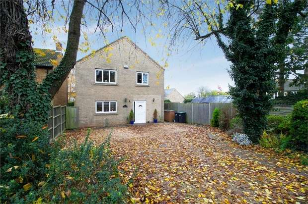 4 Bedrooms Detached House for sale in The Row, Sutton, Ely, Cambridgeshire