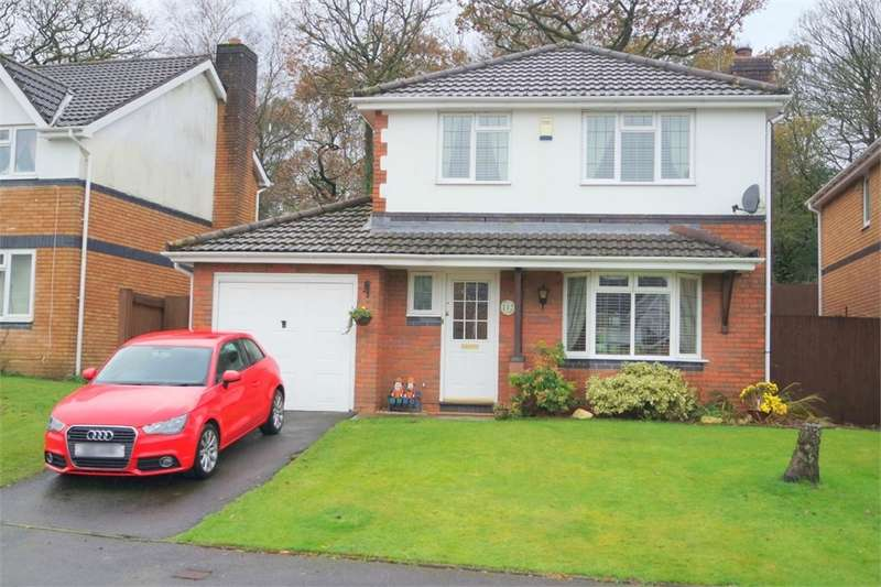 4 Bedrooms Detached House for sale in Parc Tyn-Y-Waun, Llangynwyd, Maesteg, Mid Glamorgan