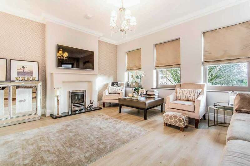 4 Bedrooms Semi Detached House for sale in Lynton Lane, Alderley Edge, SK9