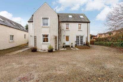 4 Bedrooms Semi Detached House for sale in Johnshill, Lochwinnoch