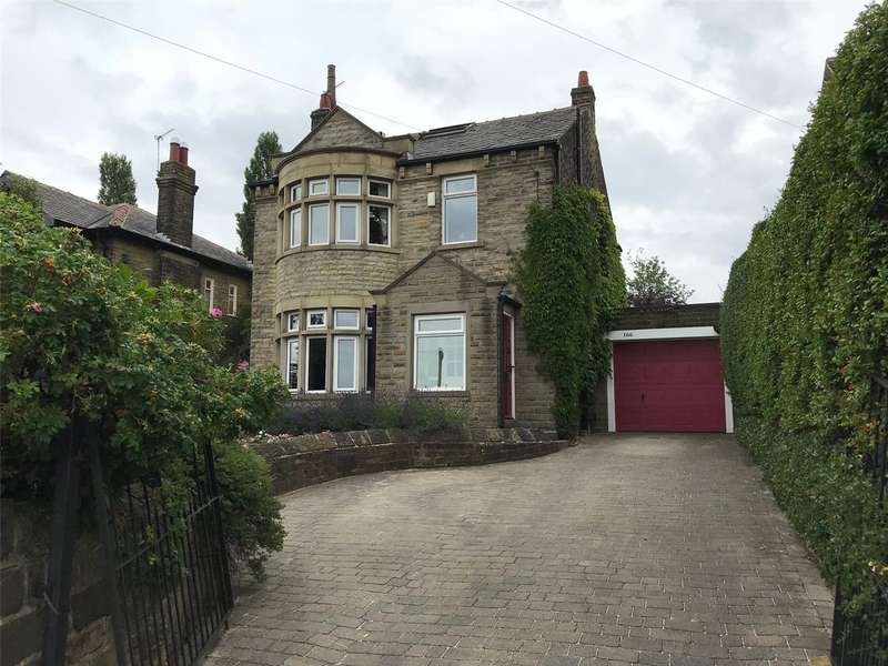 4 Bedrooms Detached House for sale in Boothroyd Lane, Dewsbury, West Yorkshire, WF13