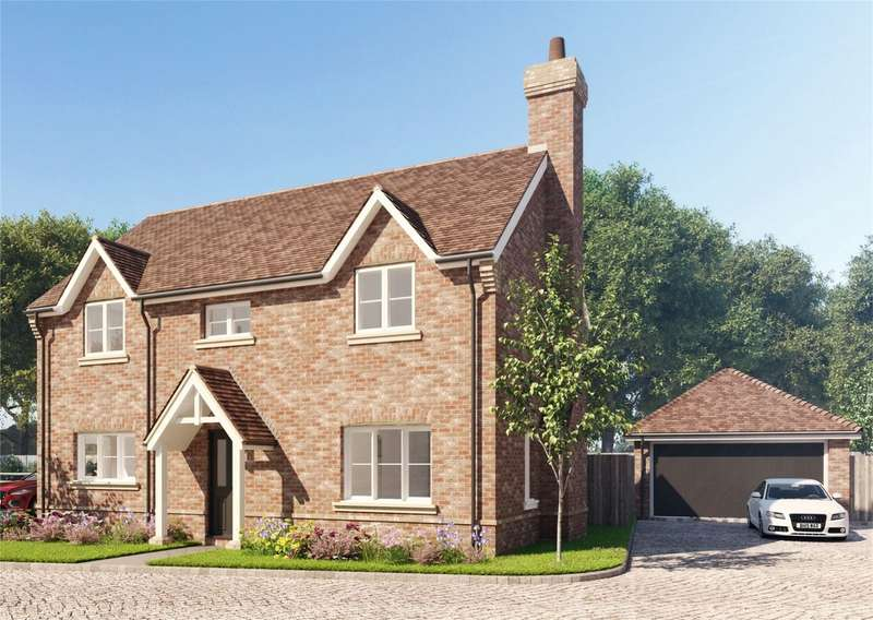 4 Bedrooms Detached House for sale in Beaumont Court, New Street, Waddesdon, Buckinghamshire