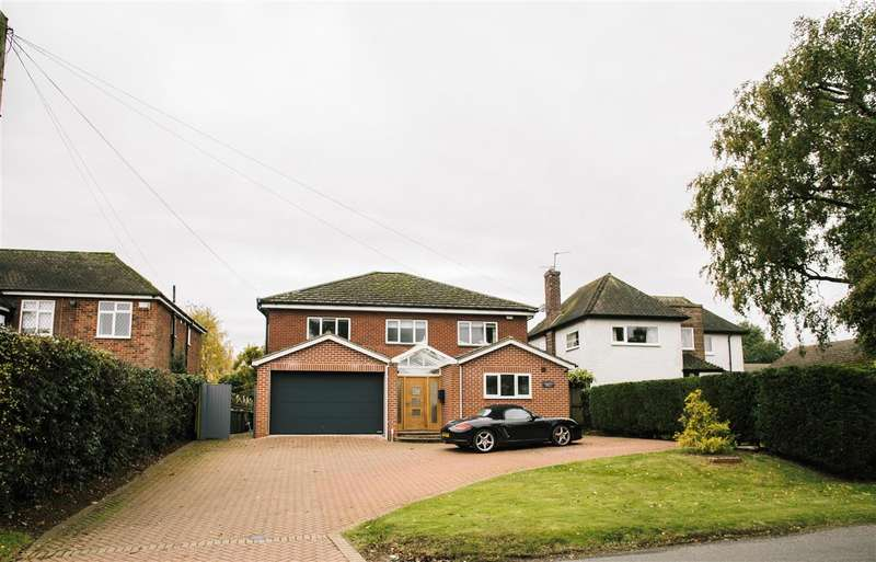 4 Bedrooms Detached House for sale in Hedgefield House, Low Road, Barrowby