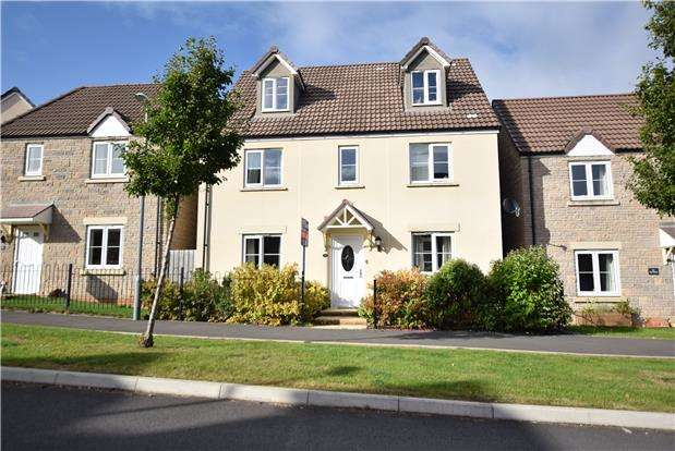 5 Bedrooms Detached House for sale in The Mead, Keynsham, Bristol, BS31 1FF
