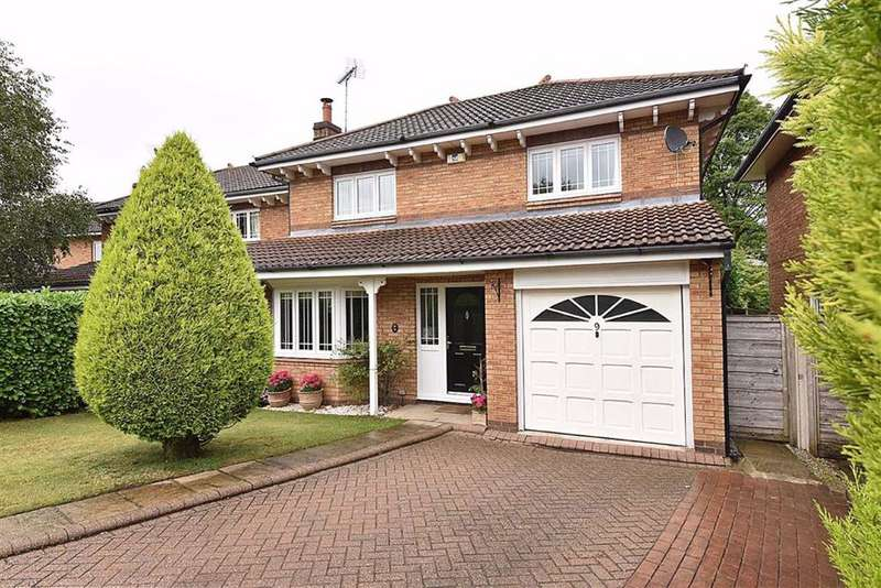 4 Bedrooms Detached House for sale in Eldon Road, Macclesfield