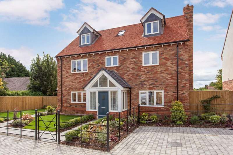 4 Bedrooms Detached House for sale in Brightwell-Cum-Sotwell, Wallingford, OX10