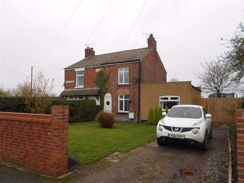 3 Bedrooms Semi Detached House for sale in Broughton Road, Crewe, Cheshire