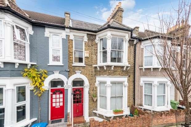 3 Bedrooms Terraced House for sale in Ethnard Road, Peckham, SE15