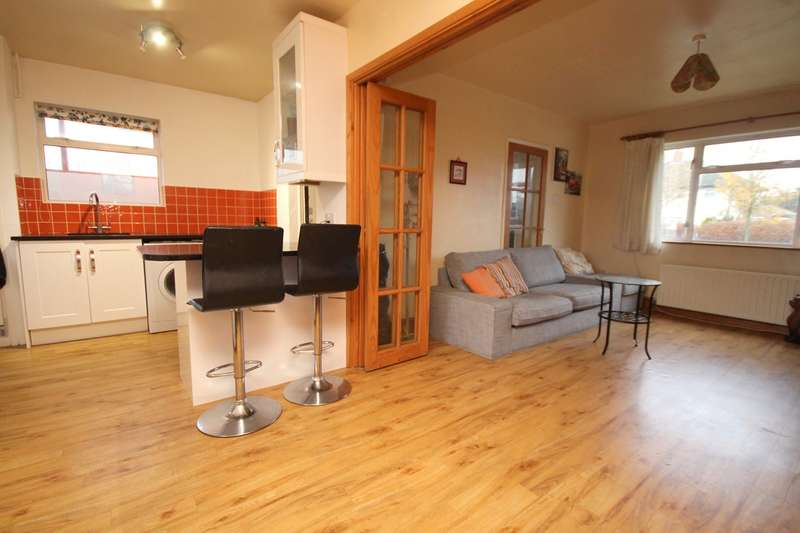 2 Bedrooms Semi Detached House for sale in St Pauls Road, Staines-upon-Thames, TW18