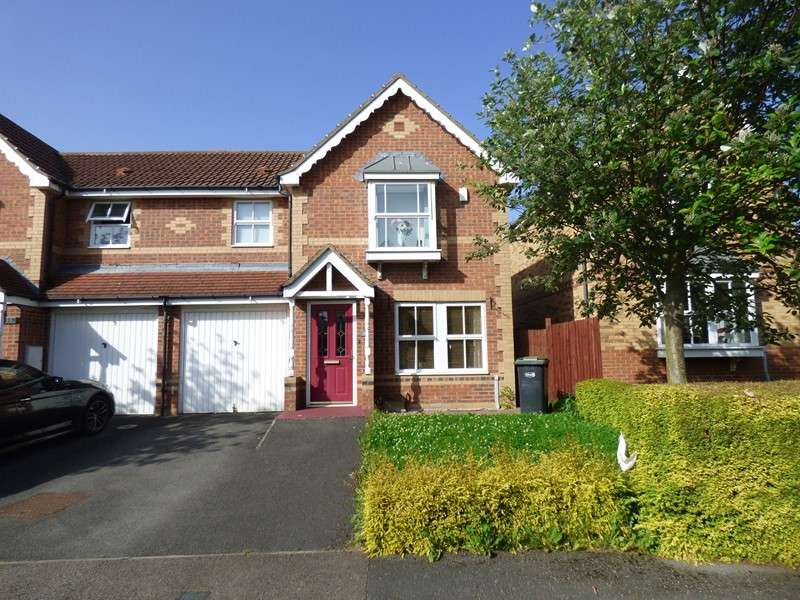 3 Bedrooms Property for sale in Mulberry Grove, Hobson, Newcastle upon Tyne, Tyne & Wear, NE16 6ET