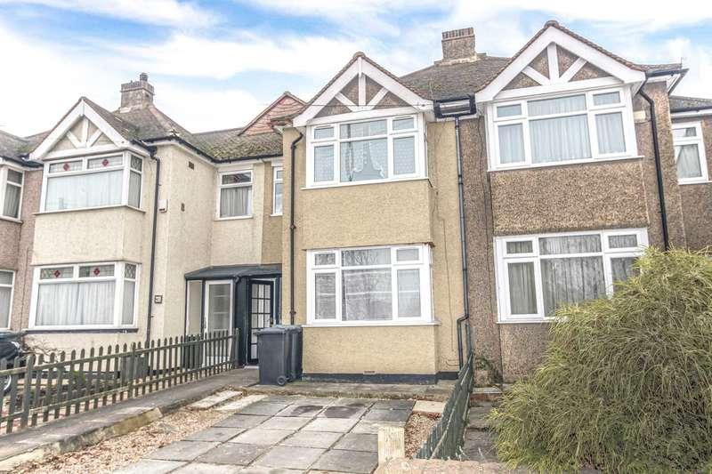 3 Bedrooms Terraced House for sale in High Street, Northfleet