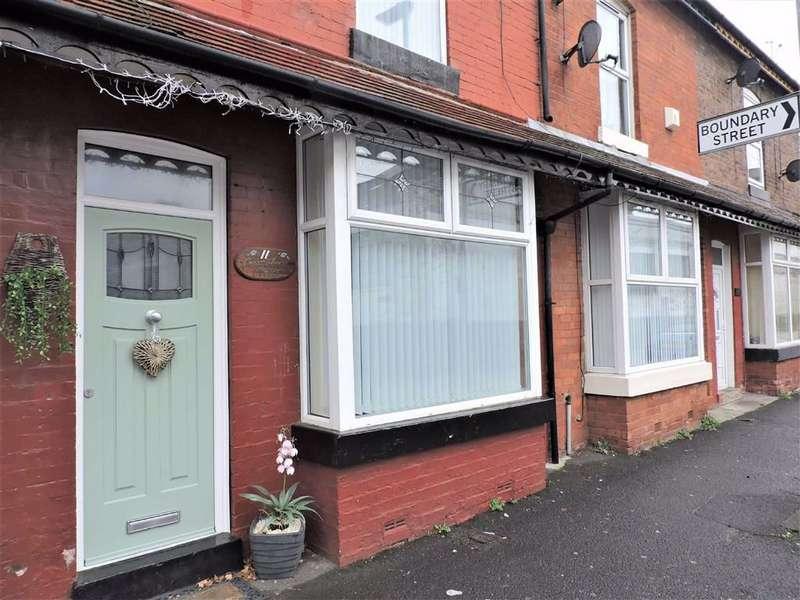 3 Bedrooms Terraced House for sale in Great Jones Street, Manchester