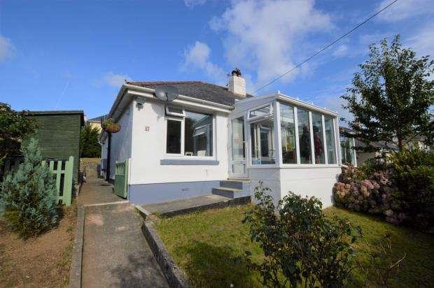 2 Bedrooms Semi Detached Bungalow for sale in Plymouth Road, Buckfastleigh, Devon