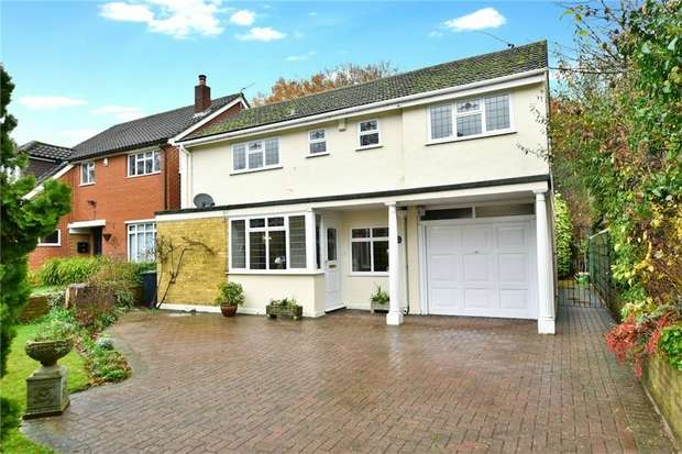 4 Bedrooms Detached House for sale in Thornbridge Road, Iver, Buckinghamshire