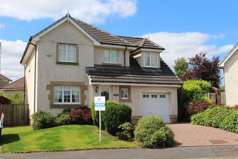 4 Bedrooms Detached House for sale in Hepburn Court, Dunblane, FK15