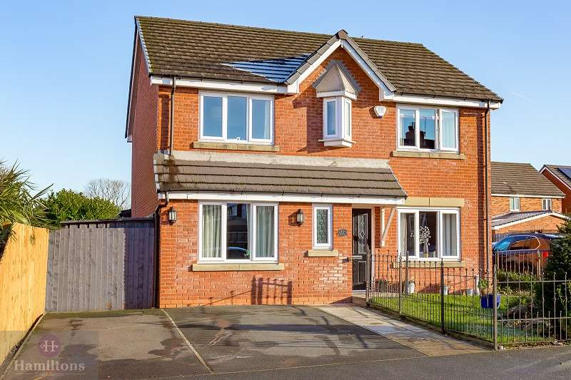4 Bedrooms Detached House for sale in Sandy Lane, Lowton, Cheshire. WA3 1DR