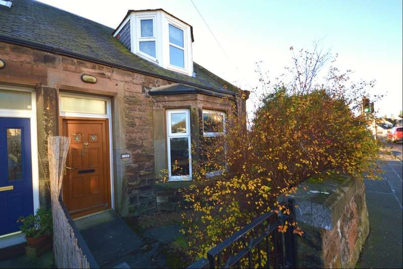2 Bedrooms Semi Detached House for sale in Aberdour Road, Burntisland, Fife, KY3