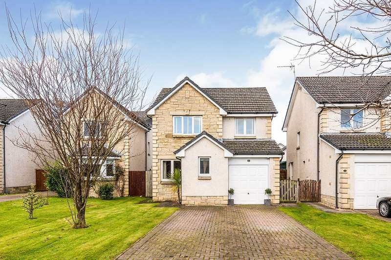 3 Bedrooms Detached House for sale in Nan Walker Wynd, Kinross, Perth and Kinross, KY13