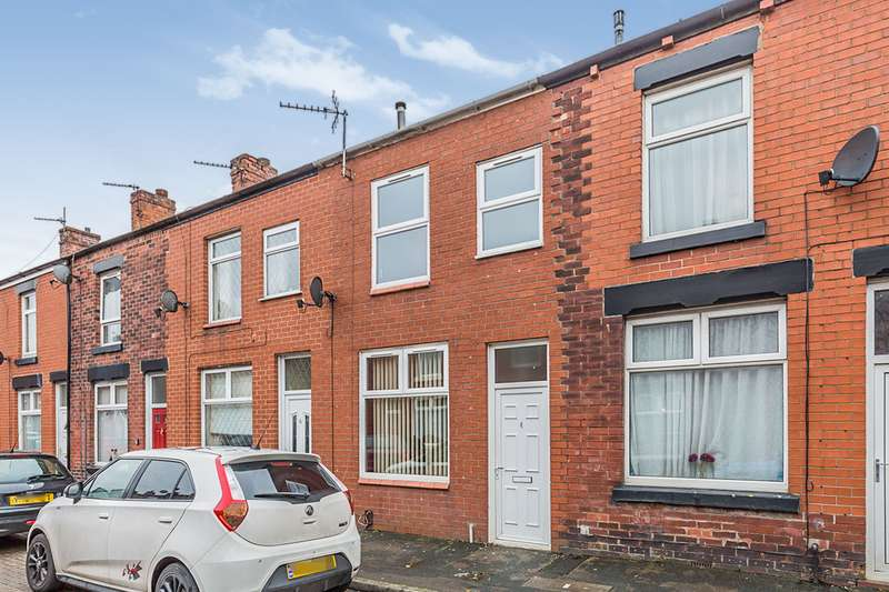 2 Bedrooms House for sale in St. Annes Road, Chorley, Lancashire, PR6