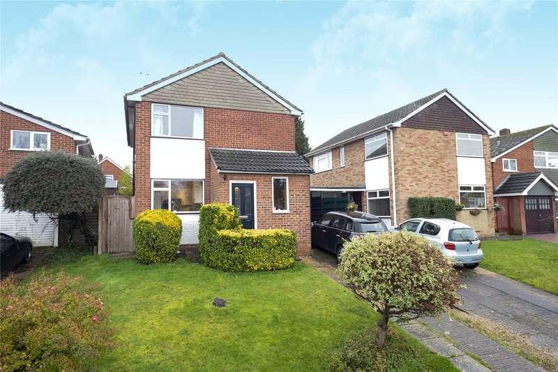 3 Bedrooms House for sale in Brookside, Wokingham, Berkshire, RG41