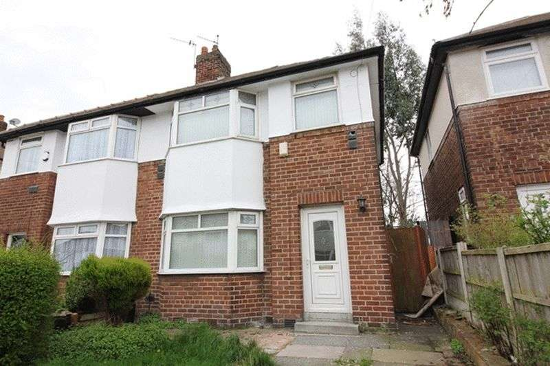 3 Bedrooms Property for sale in Glenconner Road, Childwall, Liverpool, L16