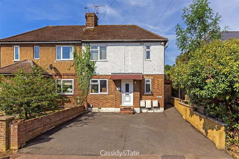 2 Bedrooms Property for rent in Common Rise, Hitchin, Hertfordshire