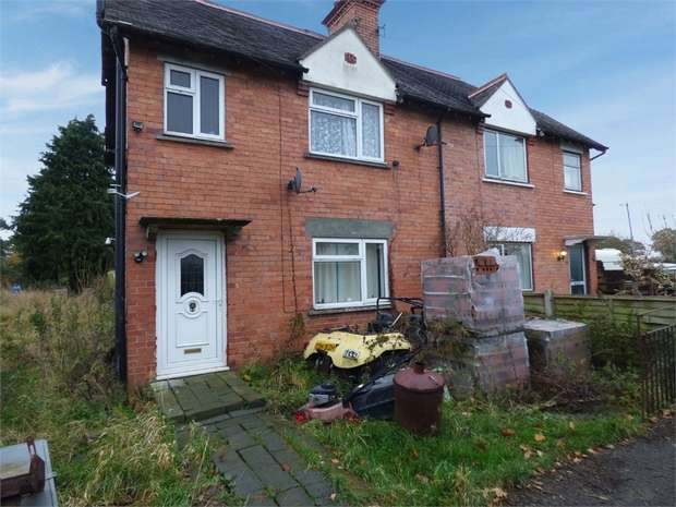 3 Bedrooms Semi Detached House for sale in Eastwick Lane, Eastwick, Ellesmere, Shropshire