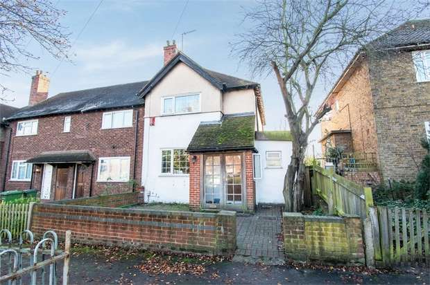 3 Bedrooms End Of Terrace House for sale in Westhorne Avenue, London